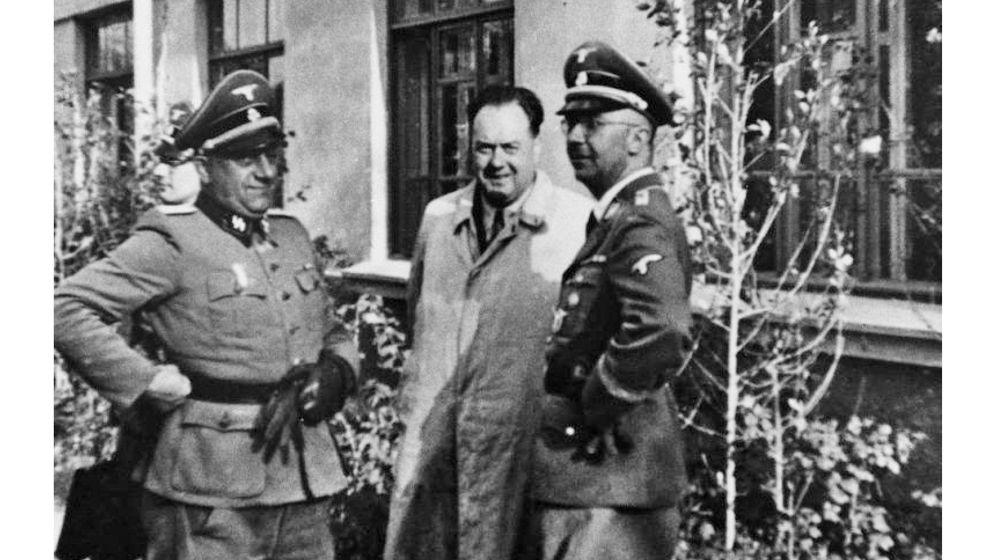 Himmlers Leibarzt: Masseur des Massenmörders