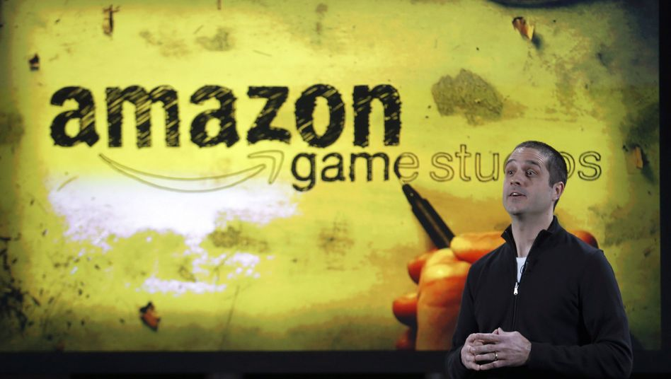 Amazon-Manager Mike Frazzini: Top-Entwickler angeheuert