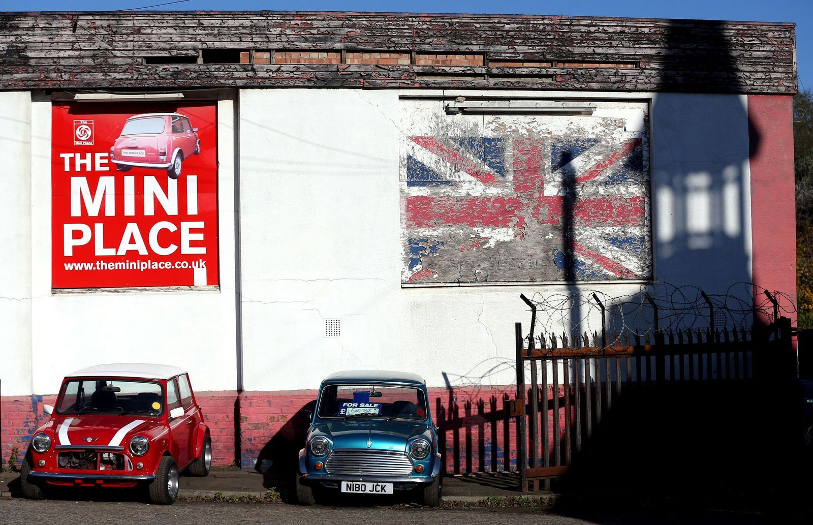 BRITAIN-JAPAN-AUTO-EU-POLITICS-NISSAN