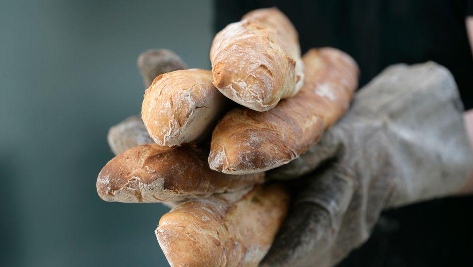 Ofenfrische Baguettes: »Wunderbares« Produkt aus Mehl, Wasser, Salz und Hefe