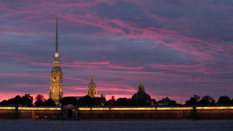 St. Petersburg: Deutsche Manager reisen zum Wirtschaftsgipfel