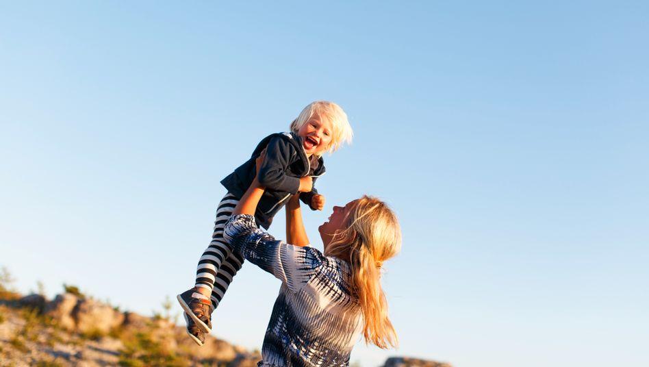 Gibt es glückliche einzelkinder