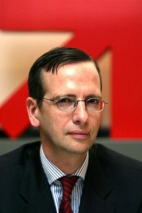 Konzernchef de Posch: Verschlüsselung ist zu aufwendig