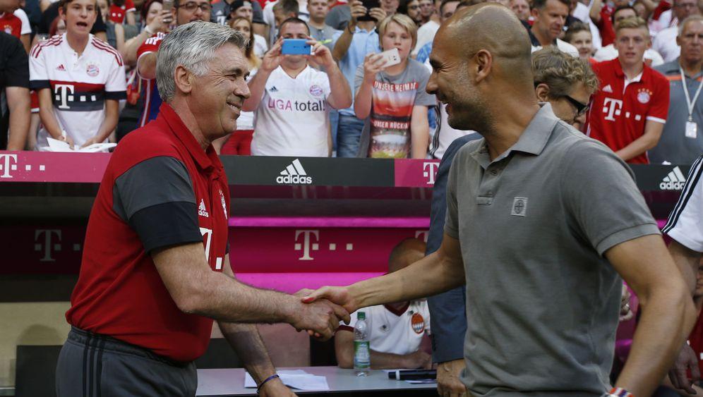City-Testspiel in München: Guardiolas schnelle Rückkehr