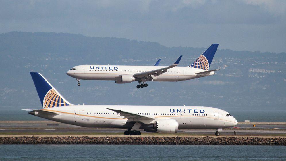 Flugzeugklassen: Spartanisch bei United, luxuriös bei Etihad