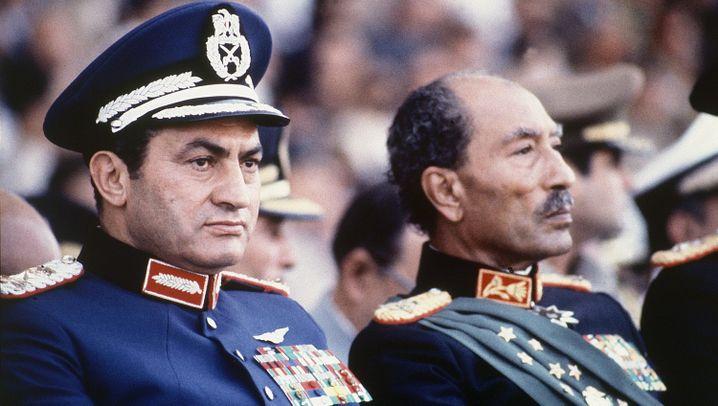 Husni Mubarak: Potentat und Verbündeter des Westens