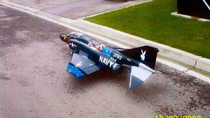 US-Ermittlungen: Terrorplot mit Modellflugzeugen