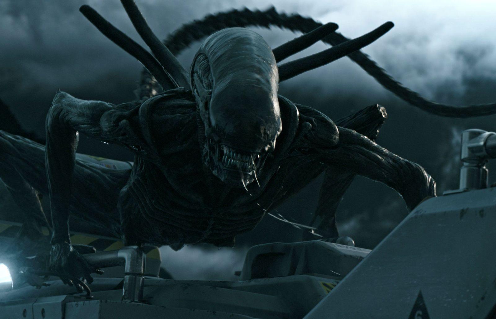 Film Review Alien: Covenant
