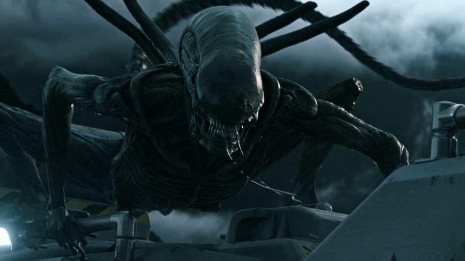 """Filmszene aus """"Alien: Covenant"""""""