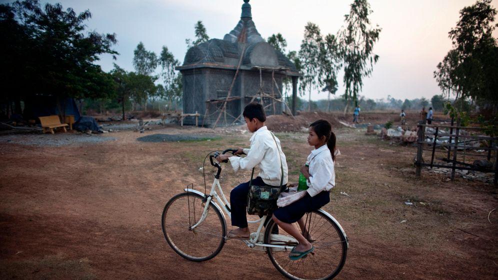 Kambodscha: Stätten der Roten Khmer