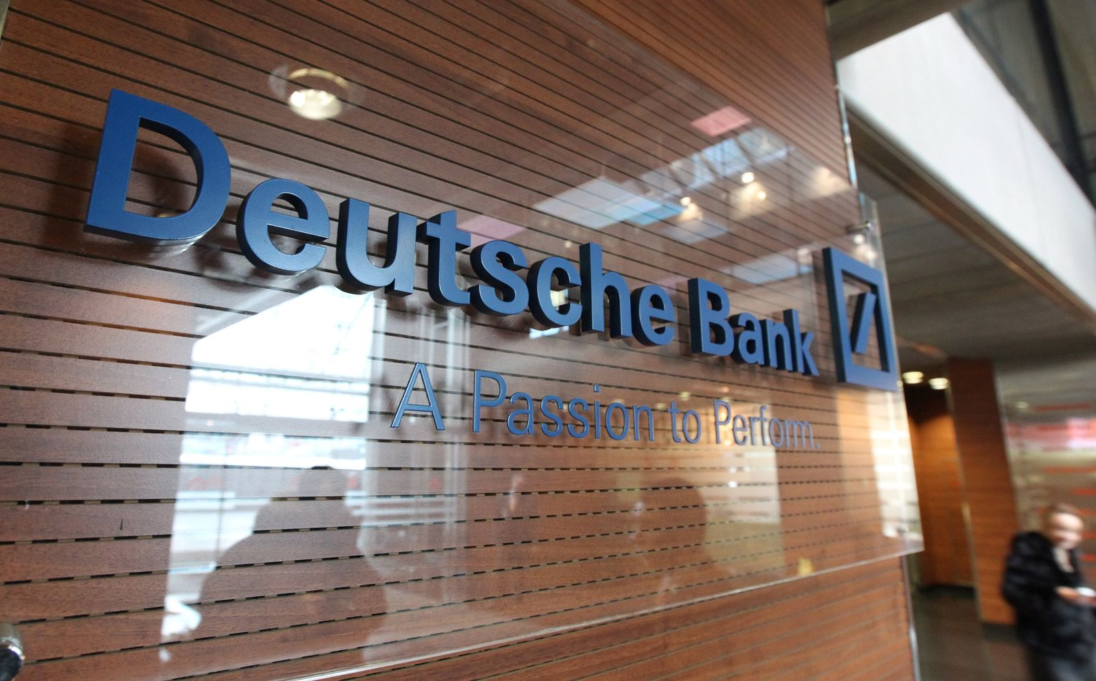 Deutsche Bank Moskau
