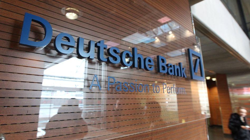 Deutsche-Bank-Filiale in Russland: Geldwäsche-Hilfe in Milliardenhöhe?