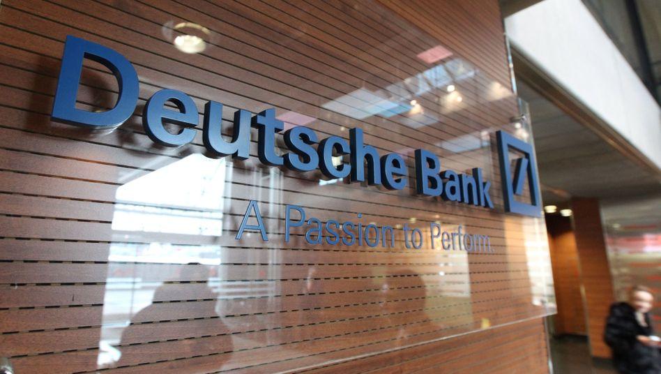 Deutsche-Bank-Filiale in Russland: Volumen von sechs Milliarden?