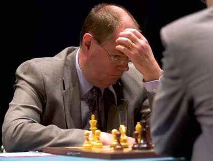 Schachspieler Steinbrück: 15 Minuten bis zum Aus
