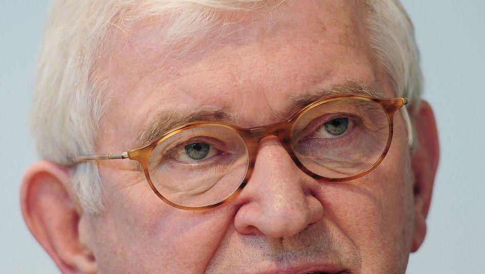 Ex-Geheimdienstchef Uhrlau: im Dienst der Deutschen Bank
