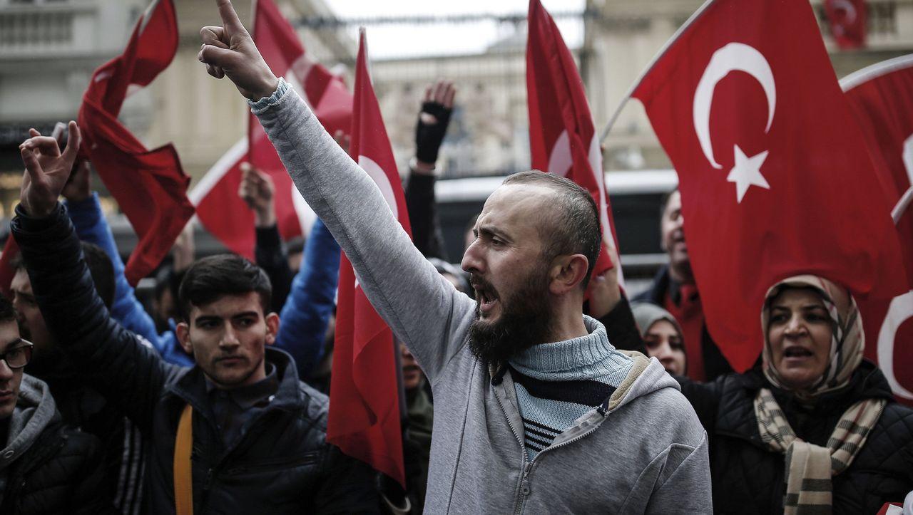 Türkei Vs Niederlande