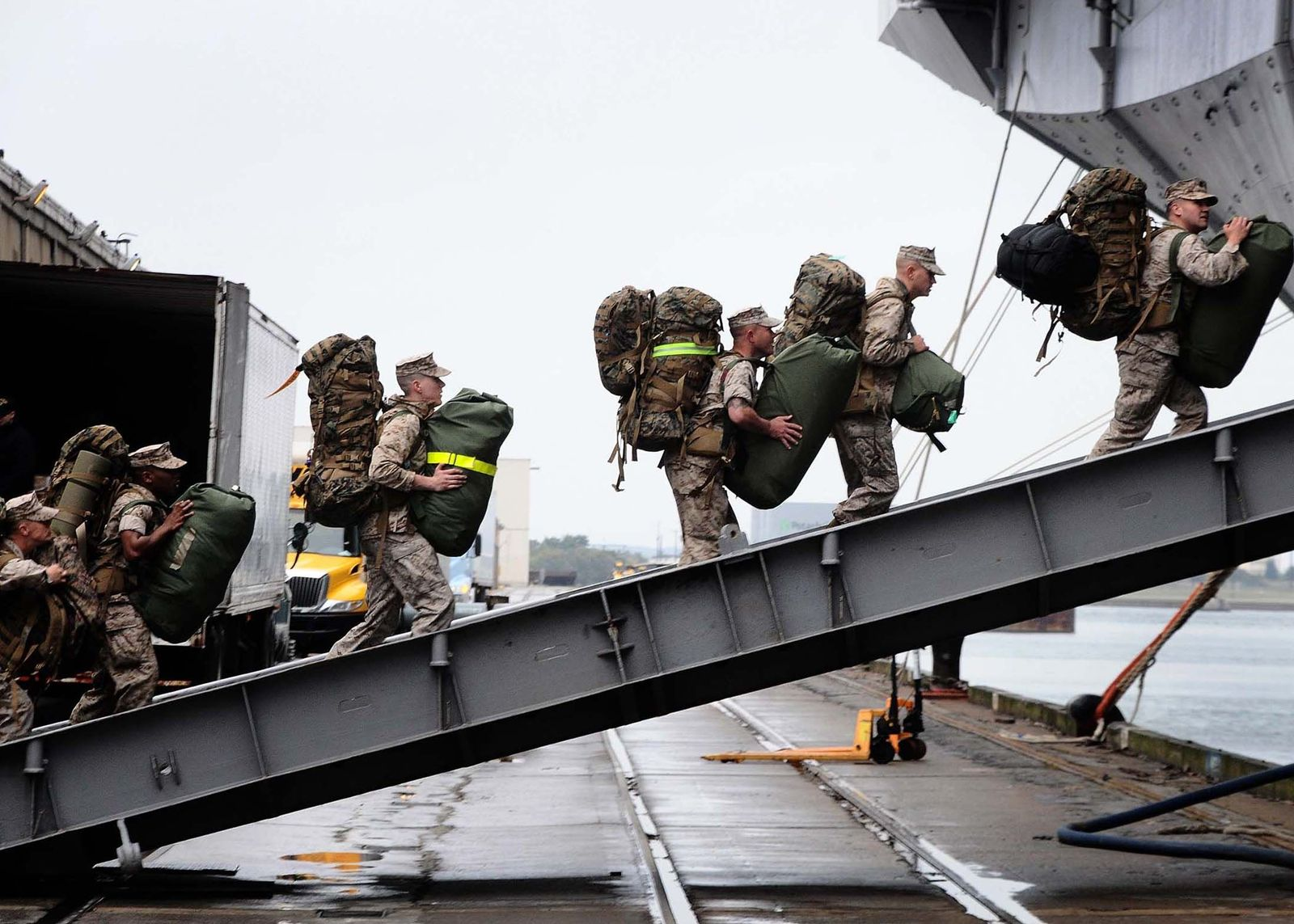 USA Soldaten North Carolina 2011