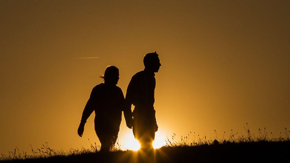 Paar in Cuxhaven (Archivbild)