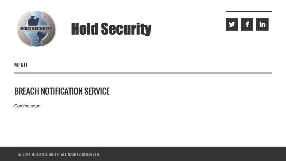 Kostenpflichtiger Service für Website-Betreiber: 120 Dollar im Jahr für wichtige Informationen