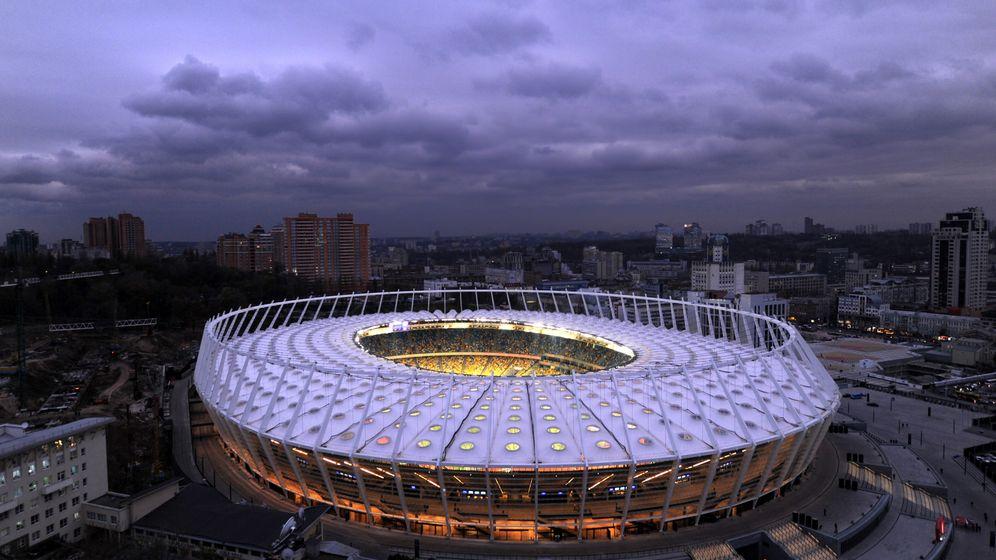 Ukraine vs. DFB: Torfestival in Kiew