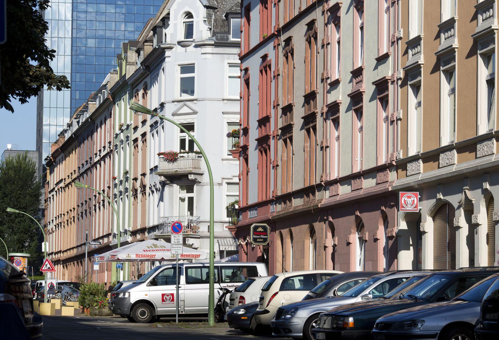 Mietwohnungen in Frankfurt / Wohnungen / Wohnungsmarkt / Immobilien