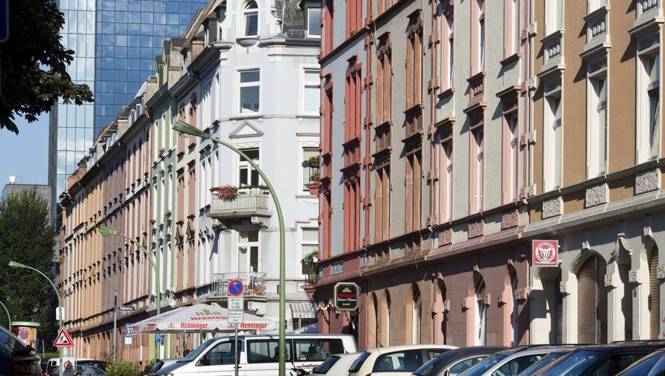 Wohnungen in Frankfurt am Main: Rasanter Anstieg im ersten Quartal