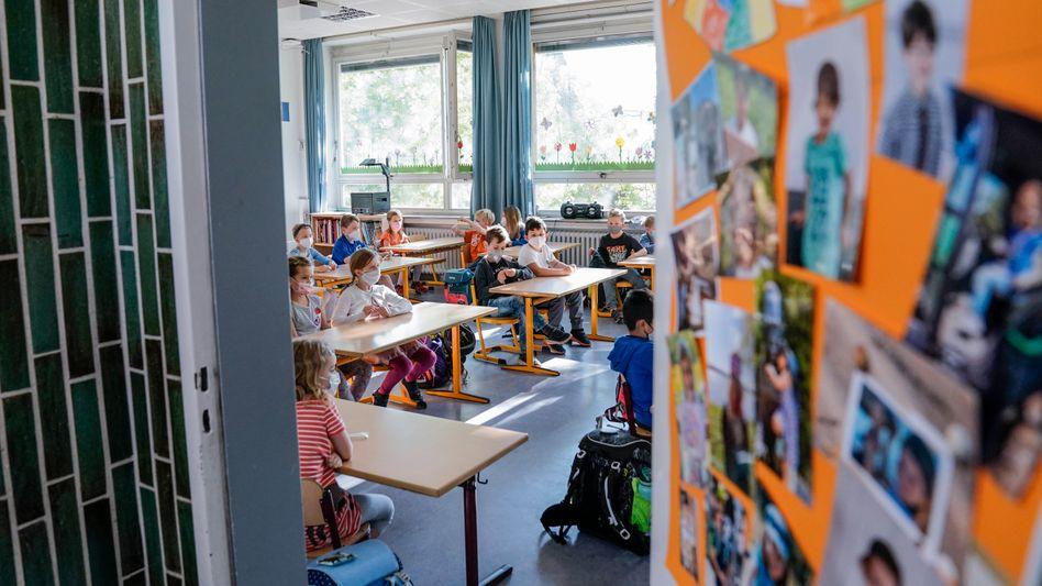 Grundschule in Düsseldorf (Symbolbild)