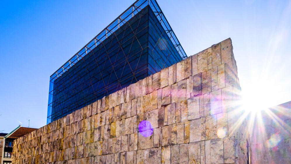 Das Jüdische Zentrum am Münchner St.-Jakobs-Platz