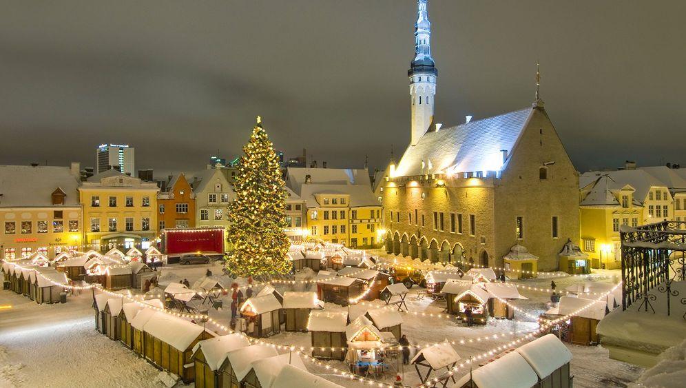 Tallinn: Kalte Tage, heiße Nächte