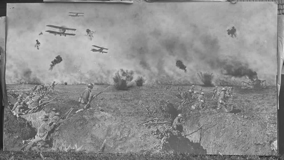 Erster Weltkrieg: Manipulierte Bilder vom großen Sterben