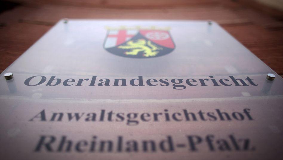 Oberlandesgericht in Koblenz
