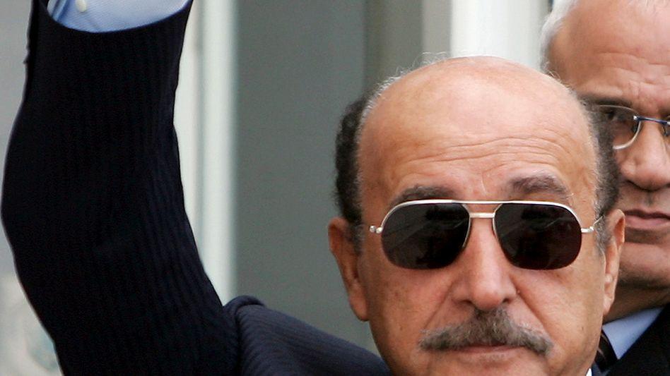 Omar Suleiman (Archiv): Ägyptens neuer Vizepräsident