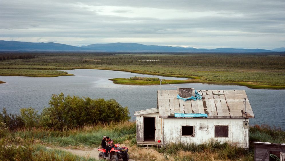 Jäger, Musiker und Hebammen: Sie leben in Alaska