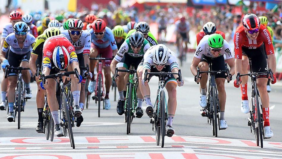 Deutscher Radrennfahrer