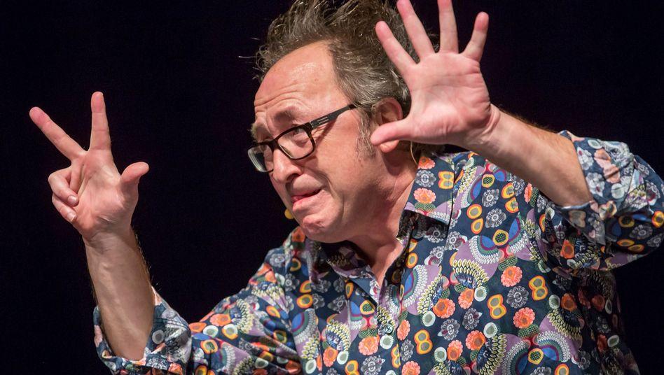 Kabarettist Urban Priol (in Suhl): Klischees aus dem linken Satire-Setzkasten