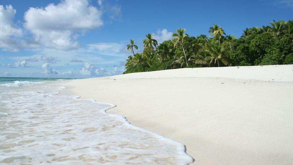 Fidschi: Die Möglichkeit einer Insel