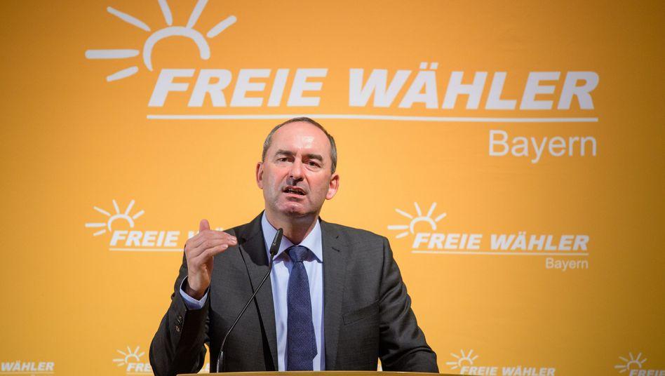 Parteichef Hubert Aiwanger
