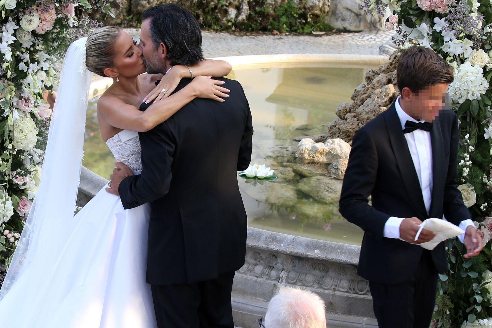 Sylvie Meis und Niclas Castello haben geheiratet - DER SPIEGEL
