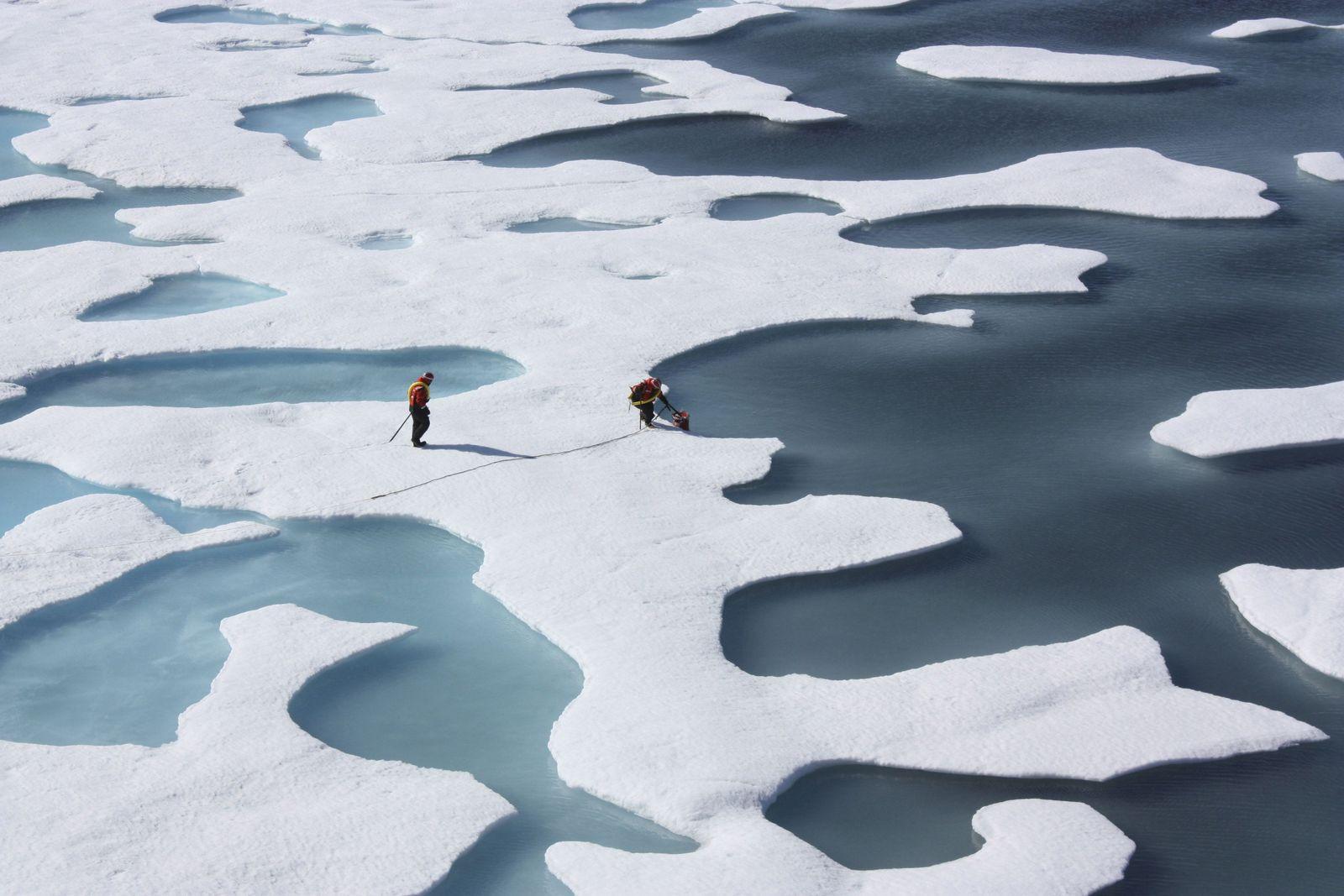 Arktis / Ozean