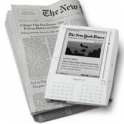 """""""New York Times"""", Kindle-Ausgabe: """"Also bezahlen schon jetzt manche Menschen für die 'Times' online"""""""