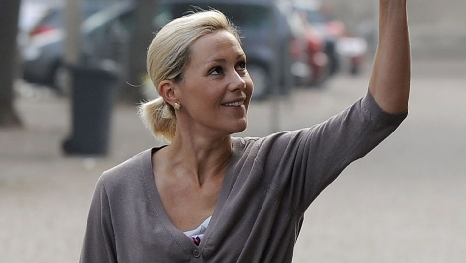 "Ex-First-Lady Bettina Wulff: ""The King's Speech"", Teil zwei, Großburgwedel"