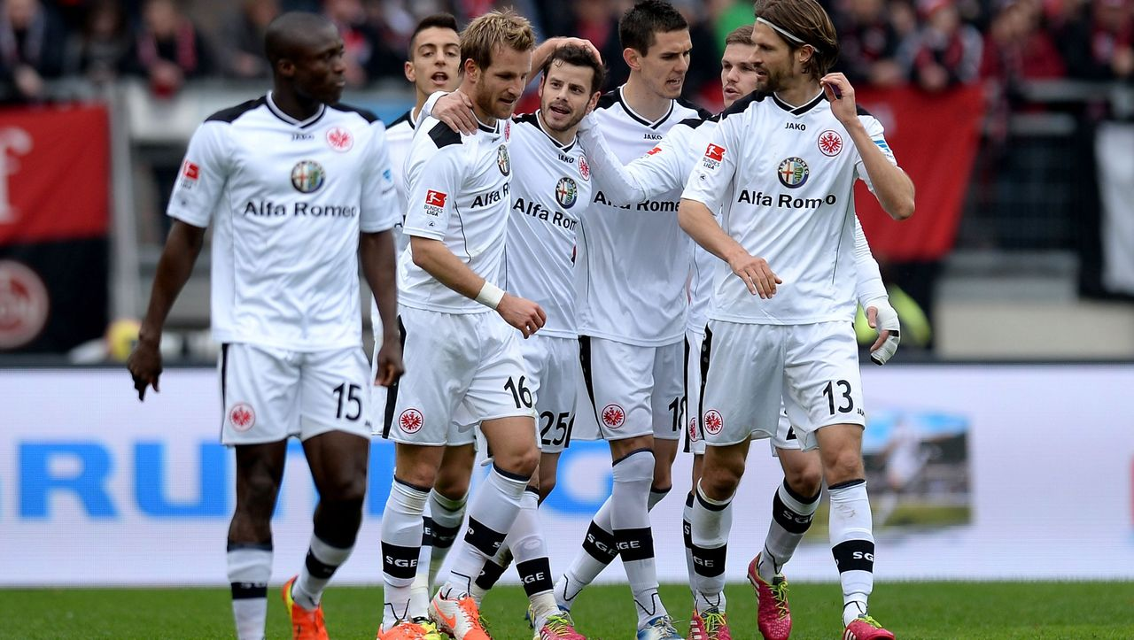 Bundesliga Frankfurt