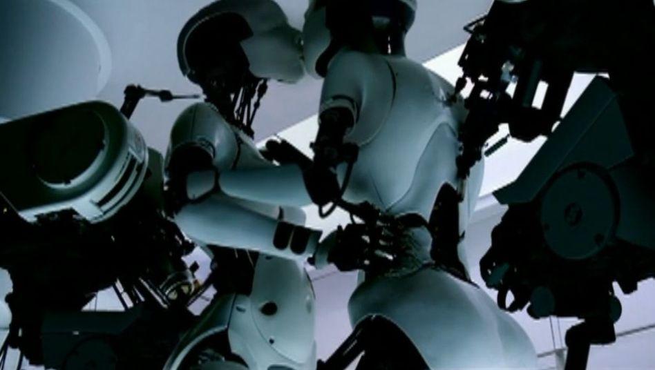 """Roboterliebe: Björks """"All Is Full Of Love"""""""