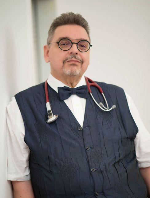 Lungenfacharzt Michael Barczok