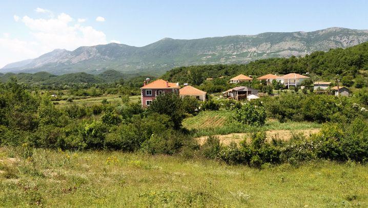 Flüchtlingsroute: Über den Balkan nach Norden