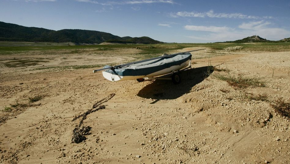 Dürre in Spanien