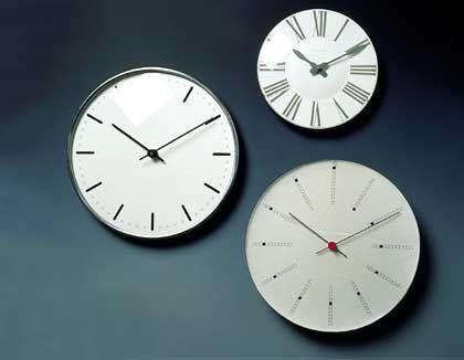 Zeitdesign: Uhren von 1930 bis 1970