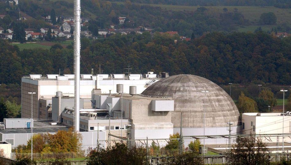 Kernkraftwerk Obrigheim (Archivfoto)