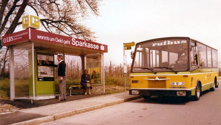 Historische Ridesharing-Dienste: Ruf mich an!