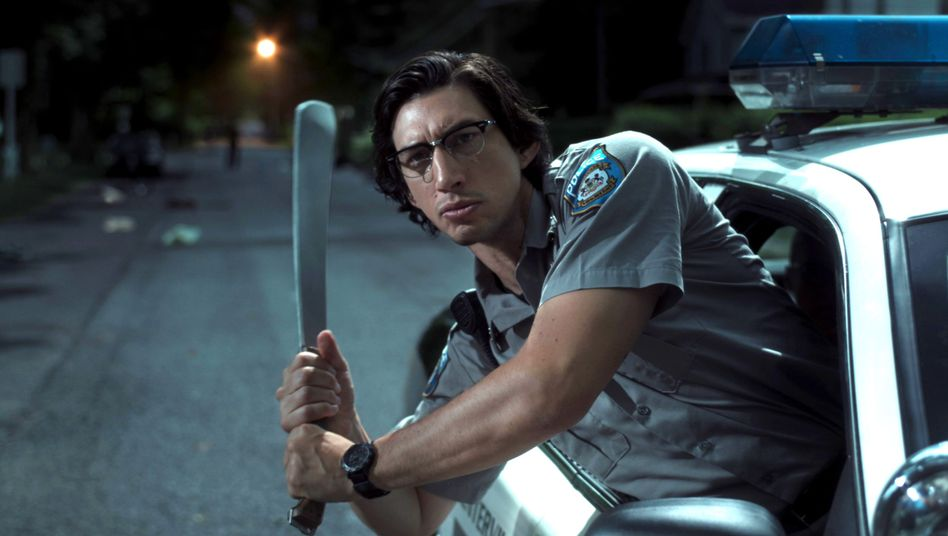 "Adam Driver in ""The Dead Don't Die"""